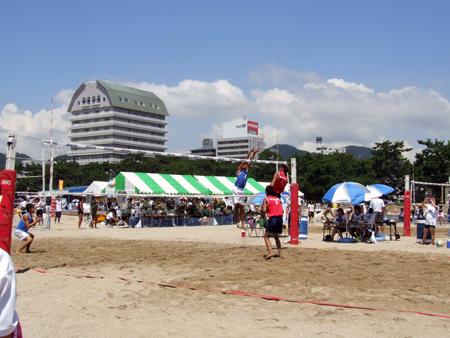 神戸学院VS神戸学院の試合は見もの! 神戸学院VS神戸学院の試合は見もの! 4位となった古川・伊